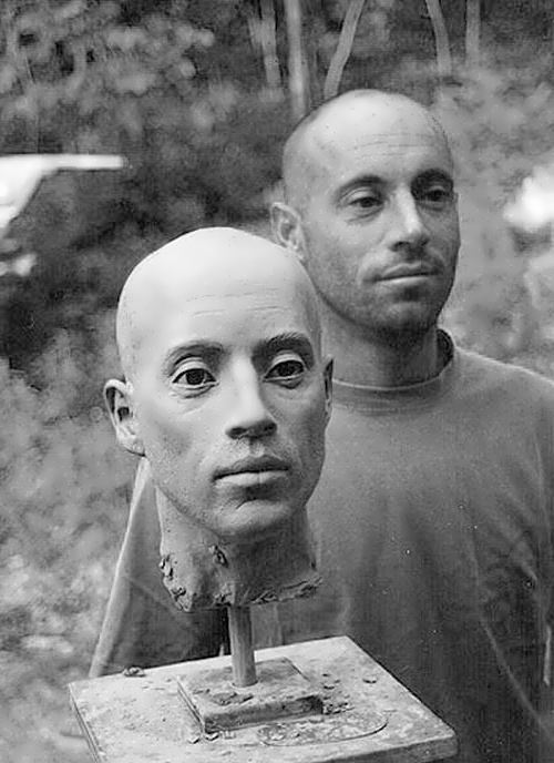 Amazing sculptures by French sculptor P. Faraut