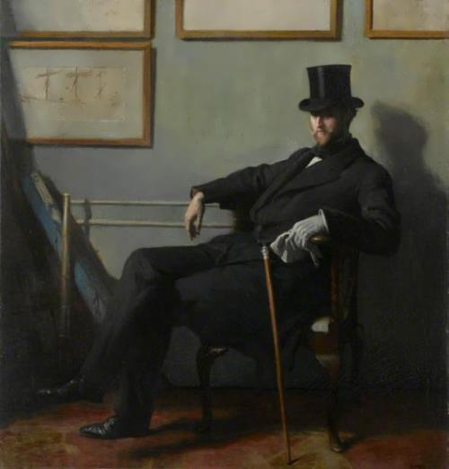 Herbert Bernard John Everett, William Orpen