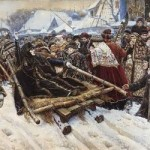 Boyar Morozova, 1887