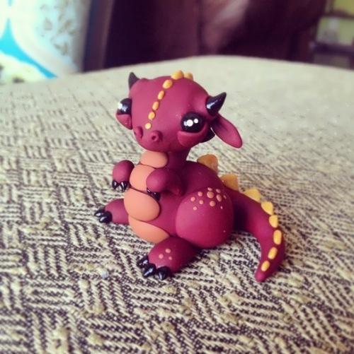 Amazing dragon by McKenny