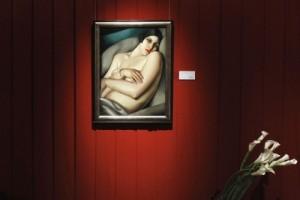 Tamara de Lempicka. Dream