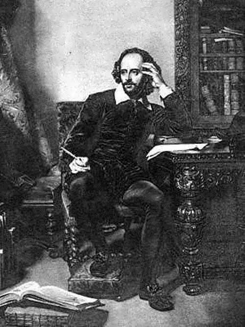 did william shakespeare write his plays