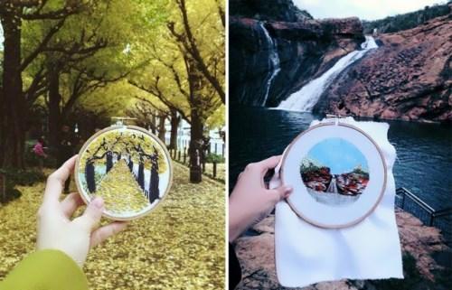 Teresa Lim - Creative traveler