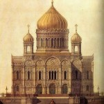 1832. Architect Konstantin Ton