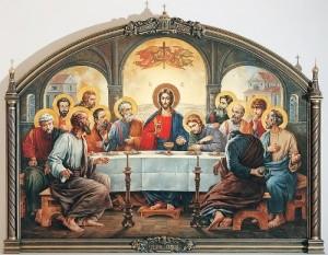 Vasily Nesterenko - The Last Supper