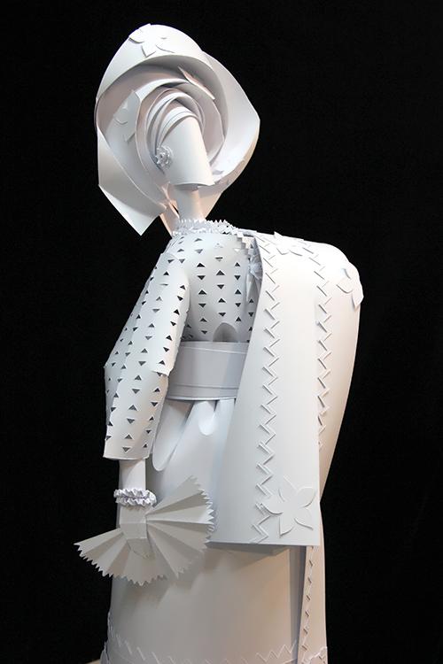 Ethnic Wedding Dress. Nigeria