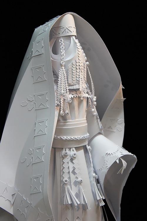 Ethnic Wedding Dress. Palestine