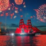 Scarlet Sails in St. Petersburg