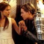 Leonardo DiCaprio and Claire Danes, film 1996