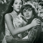 Olivia Hussey and Leonard Whiting, film 1968