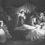 John Opie. Juliet fake death