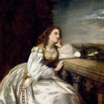 Juliet by William Powell Frith, 1862