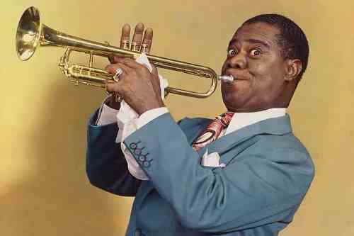Louis Armstrong - King of Jazz