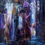 Jazz in the rain
