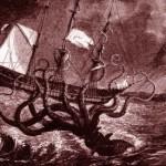 Giant octopus - kraken