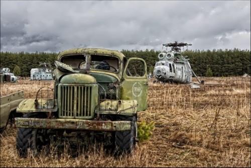 Cernobyl today