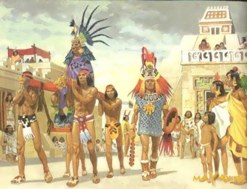 Aztecs - American Indian people