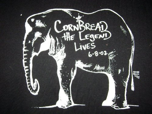 Cornbread the Legend Lives