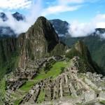 Place in Peru called Machu Picchu