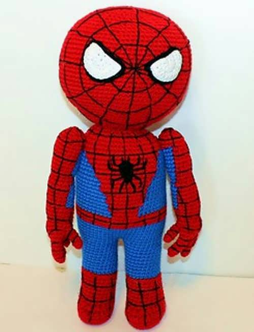 Spider-Man - famous fictional character - Wander Lord