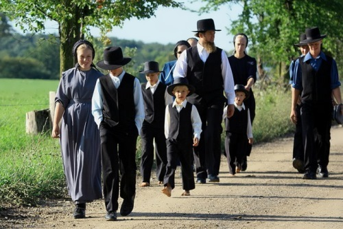 Amish people - another way of life