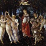 Primavera or Allegory of Spring by Sandro Botticelli