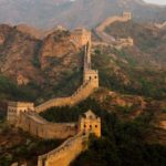 Chinese built the wall to protect against invading armies