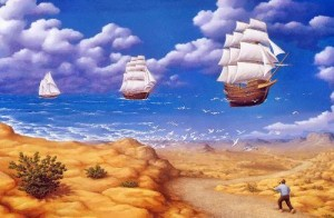 Surrealism by Rob Gonsalves