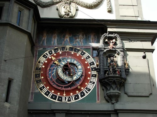 Zytglogge Clock Tower, Bern, Switzerland