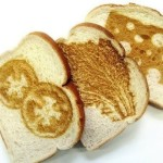 Creative slices of bread