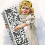 Chewing gum advertisement