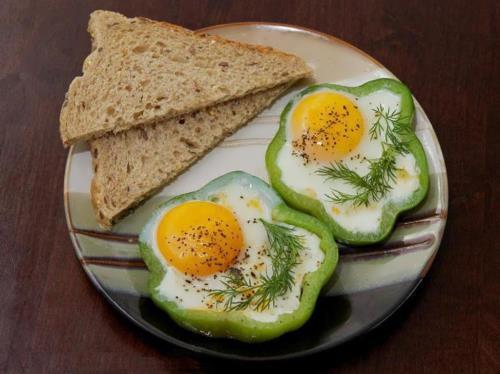 Tasty eggs