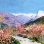 Levitan. Spring in Italy