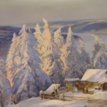 Eduard Panov. Siberia, 2004