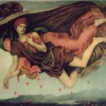 Night and Sleep. Evelyn De Morgan