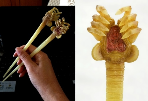 Alien Big Chap Chopsticks
