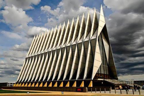 The United States Air Force Academy Cadet Chapel