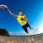 Frisbee – flying sauce