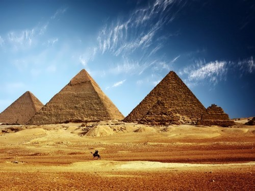 Land of the pharaohs