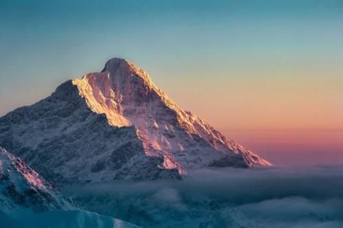 Gorgeous mountains by Marcin Kesek