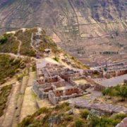 Ancient city Pisac