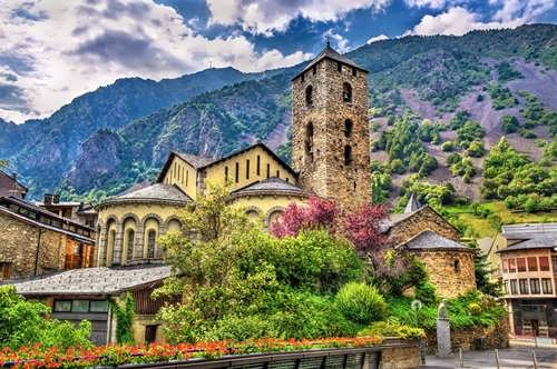 Andorra - one of the smallest countries