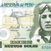 Bank notes of Peru