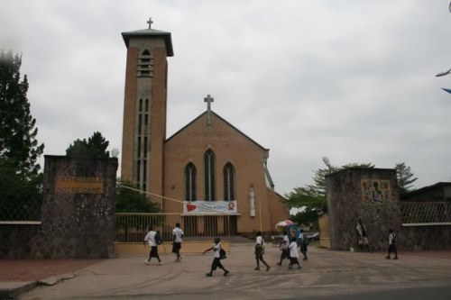 Catholic Cathedral Notre Dame
