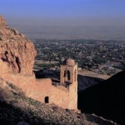 Greek Orthodox Monastery on Mount of Temptation