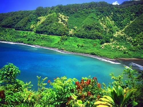 Hawaii and its capital Honolulu