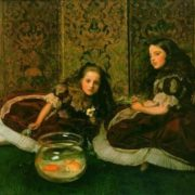 John Everett Millais. Leisure Hours
