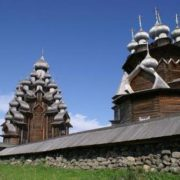 Wonderful wooden church