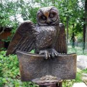 Monument to owl