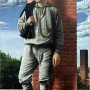 Pyke Koch. De schoorsteenveger, 1944
